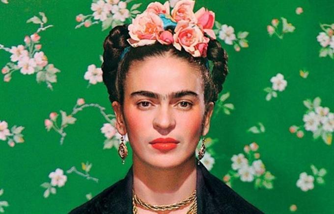 Frida Kahlo Foto: Internet