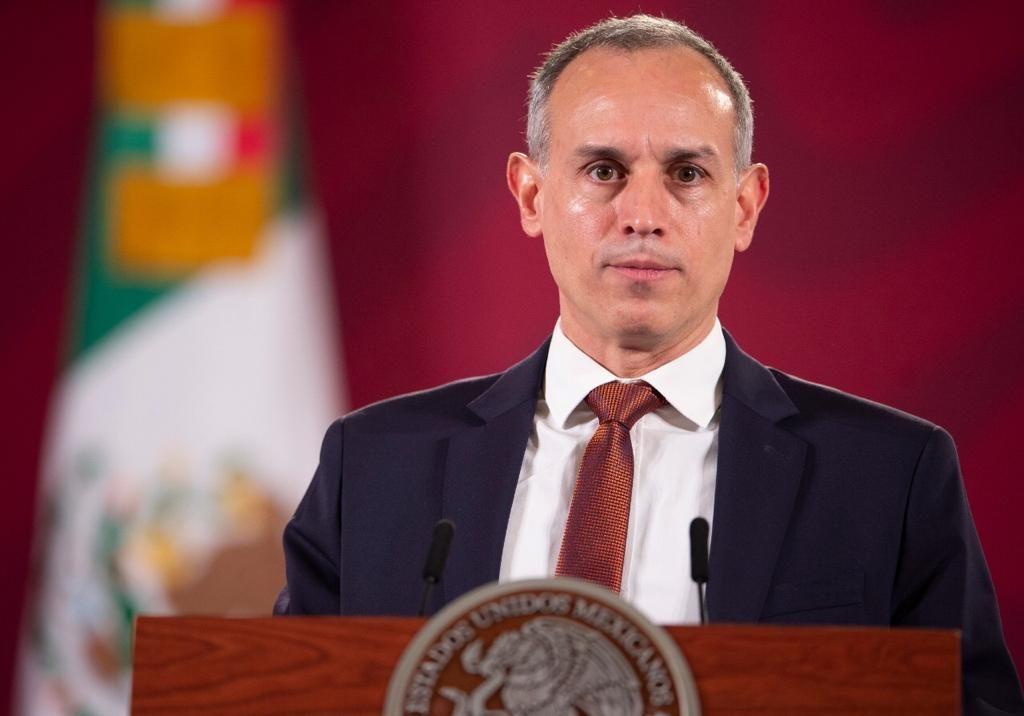 López-Gatell defiende baja en número de contagios
