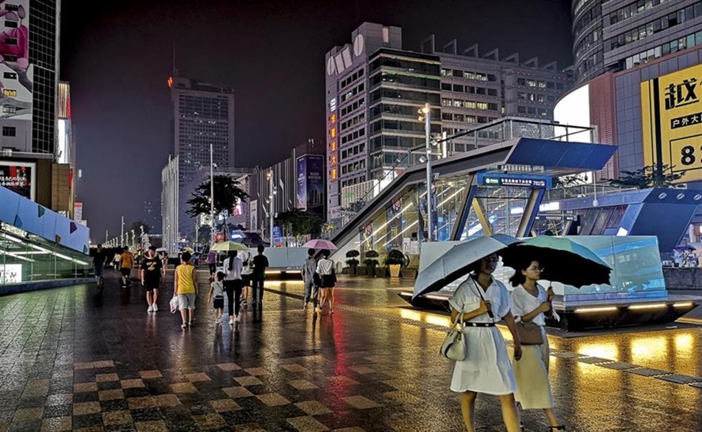 Huawei busca convertir a Shenzhen en ciudad escaparate digital del mundo