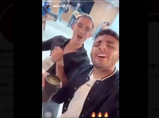 Separan de las Chivas a Uriel Antuna y Alexis Vega tras video en festejo