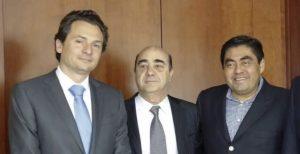 Emilio Lozoya involucra a Miguel Barbosa en sobornos