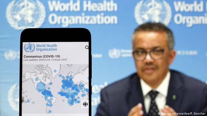 Porcentaje de mortalidad por Covid-19 ronda 0.6%: OMS