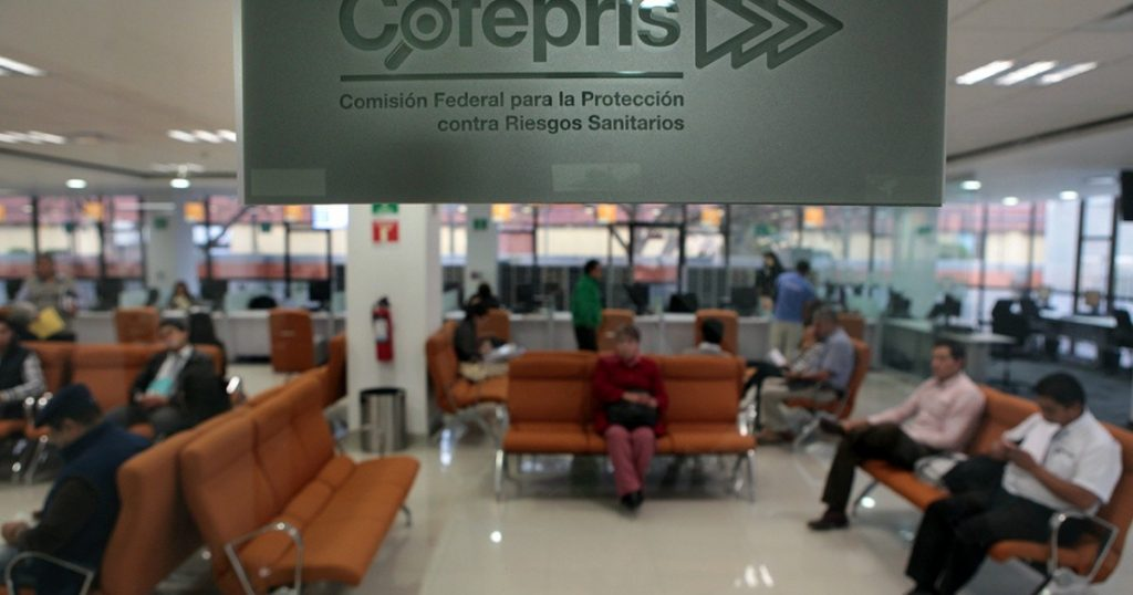 Senadores del PRI exigen garantías para que la COFEPRIS mantenga su independencia