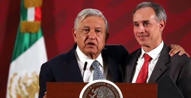 AMLO respalda a López-Gatell