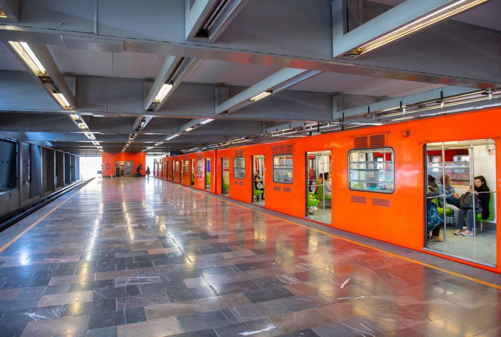 Metro CDMX Foto: Internet