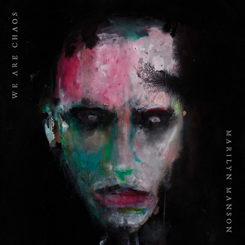 'We Are Chaos'; así presenta nuevo álbum Marylin Manson