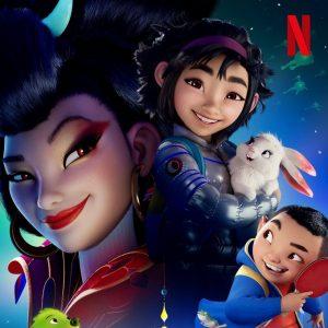 Netflix lanzó tráiler de 'Over The Moon'