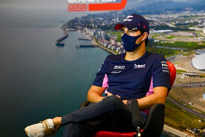 'Checo' Pérez denuncia que en Racing Point le ocultan información