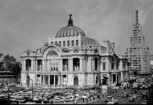 Hace 86 años fue inaugurado el Palacio de Bellas Artes
