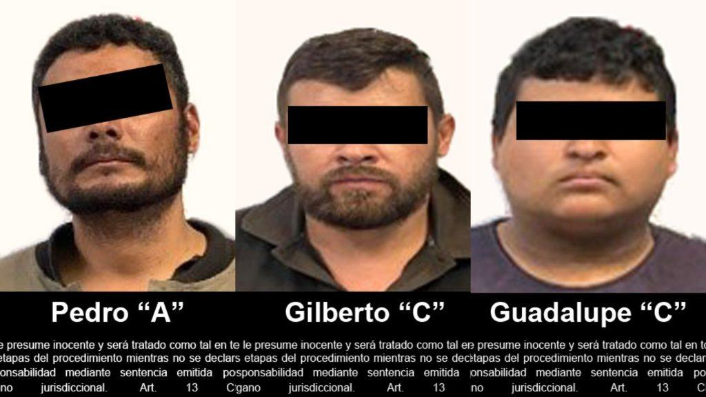 FGR vinculó a proceso a 3 hombres por acopio de armas de uso del Ejército
