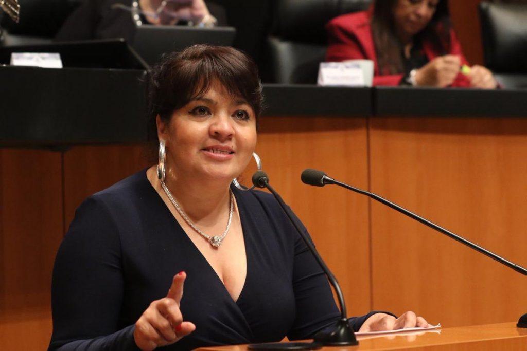 Nestora Salgado García Foto: Internet