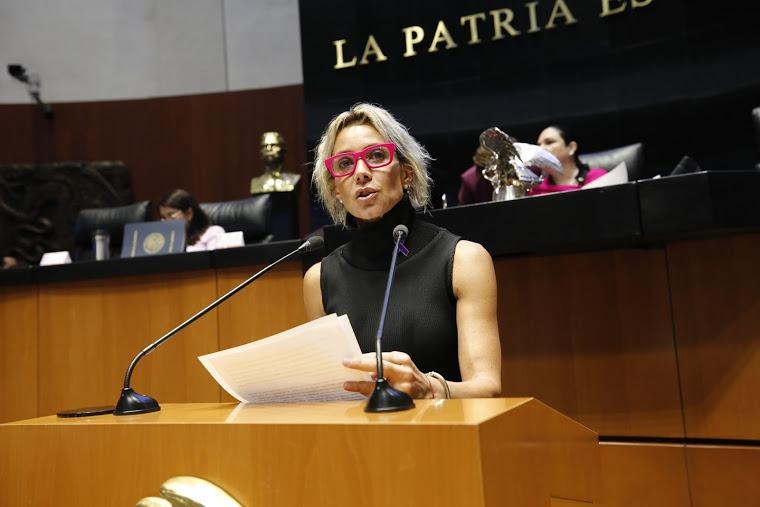 Alejandra Lagunes Foto: Internet