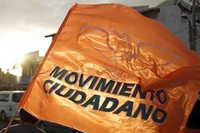 Movimiento Ciudadano Foto: Internet