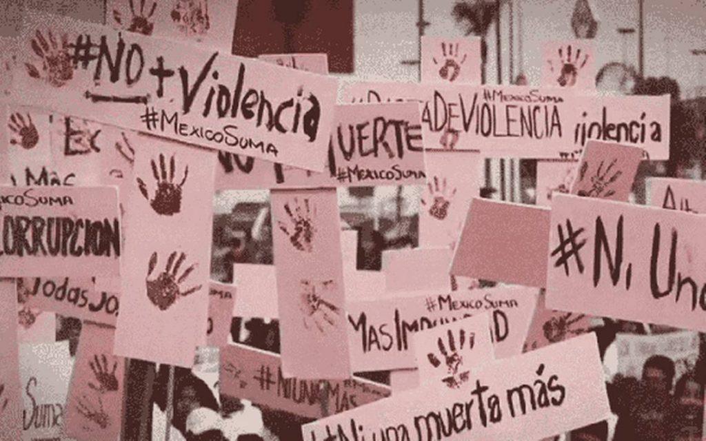 feminicidios Foto: Internet
