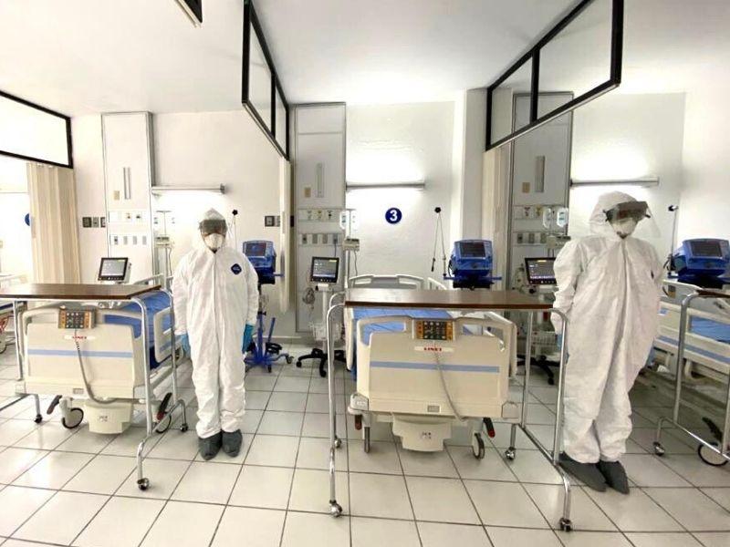 Hospitales Foto: Internet