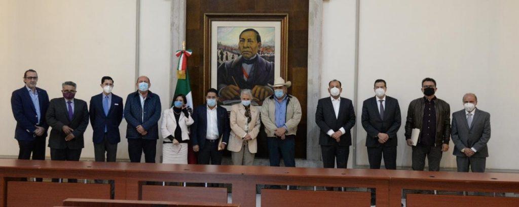 SEGOB busca acuerdos con usuarios de riego en Chihuahua para cumplir tratado internacional de aguas
