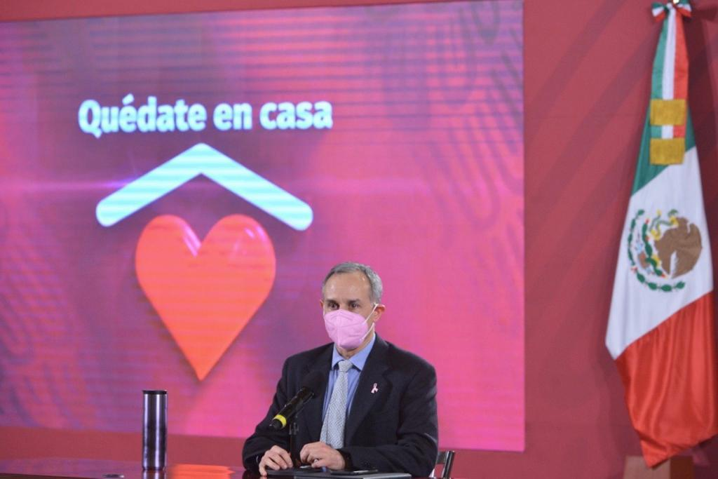 México reportó 171 nuevas muertes por COVID-19, llega a 86 mil 330 defunciones