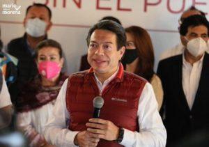 Mario Delgado Foto: Tw MD