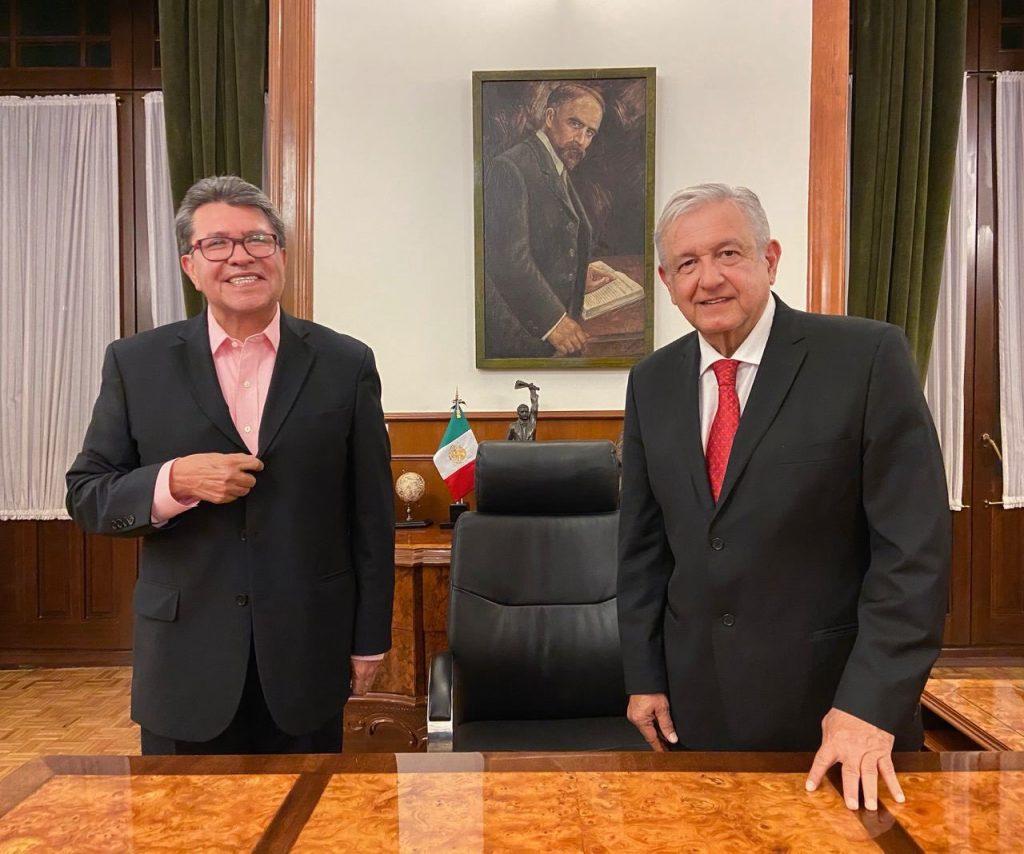 Senador Ricardo Monreal: La extinción de fideicomisos no implica que se acabarán apoyos