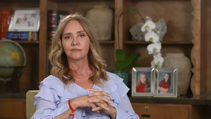 Angélica Fuentes peleará por herencia de Jorge Vergara