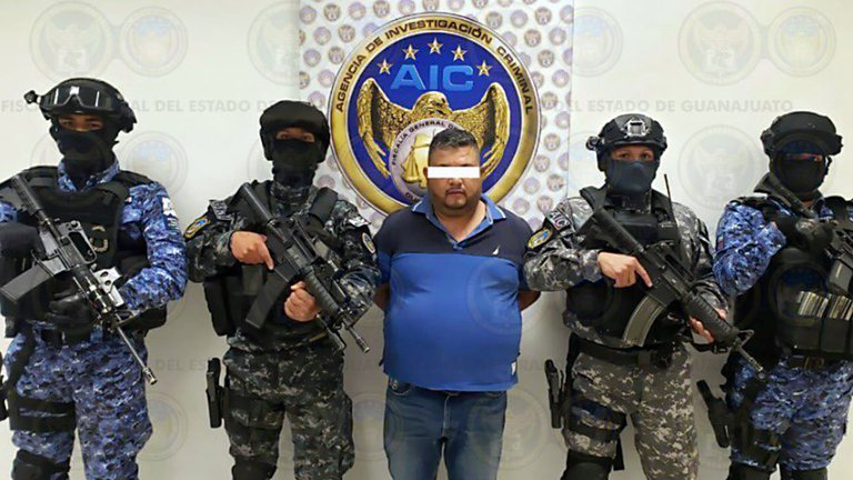 *FOTO Fiscalía General de Guanajuato***