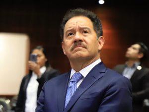 Eligen diputados de Morena a Ignacio Mier como su coordinador