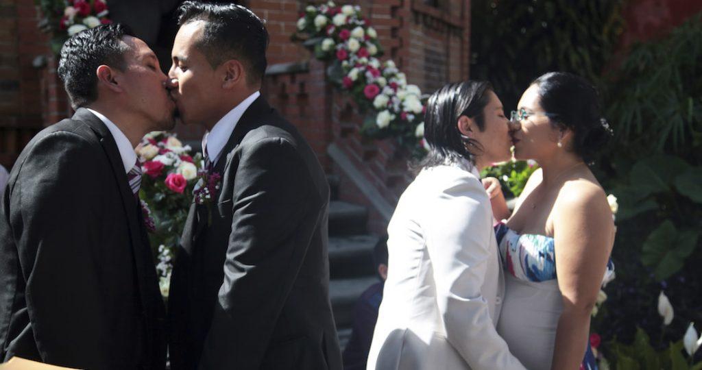 Matrimonio entre personas del mismo género Foto: Internet
