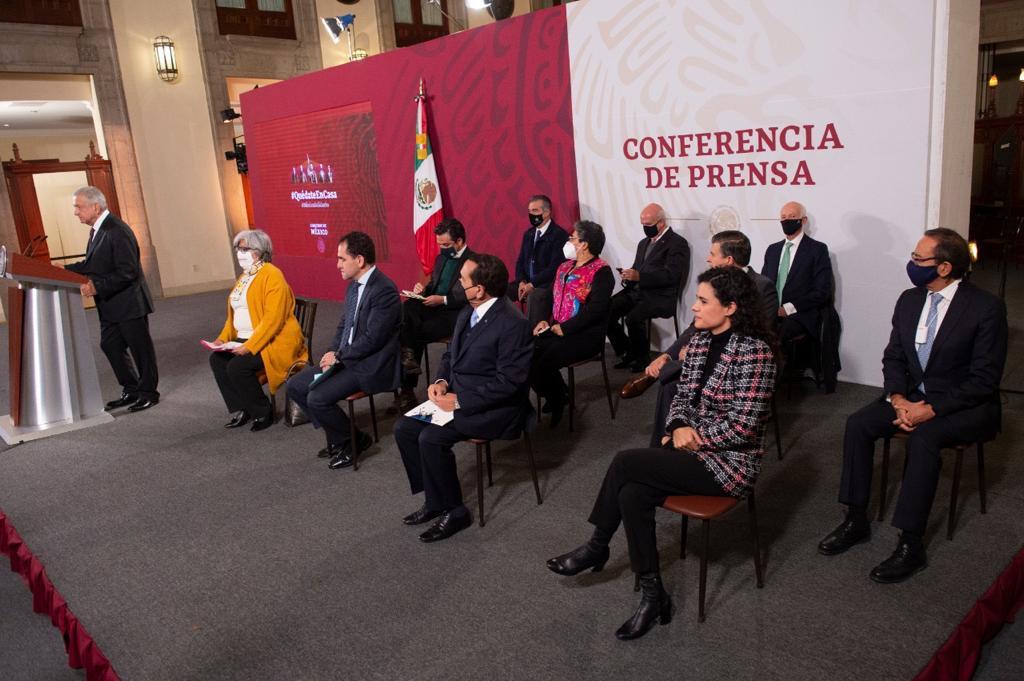 No hay situación de alarma en México por Covid: AMLO