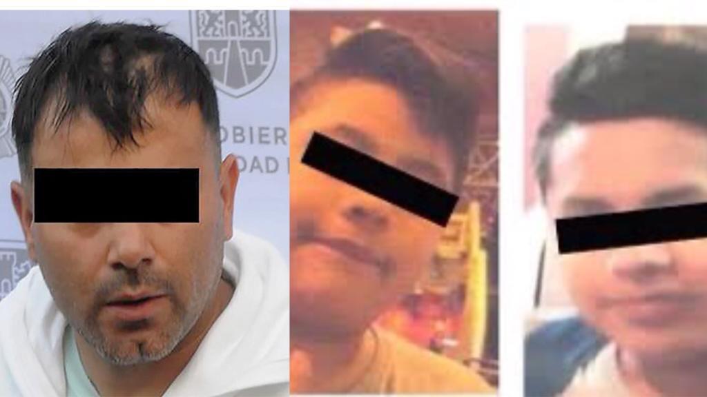 """""""El Chayyan"""", presunto líder en asesinato de dos menores en CDMX es detenido"""