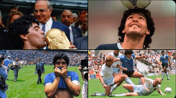 Juzgado, criticado y cuestionado así fue Diego Armando Maradona