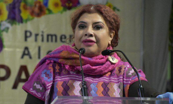 Alcaldesa de Iztapalapa da positivo a COVID-19; suman 786 servidores infectados en CDMX