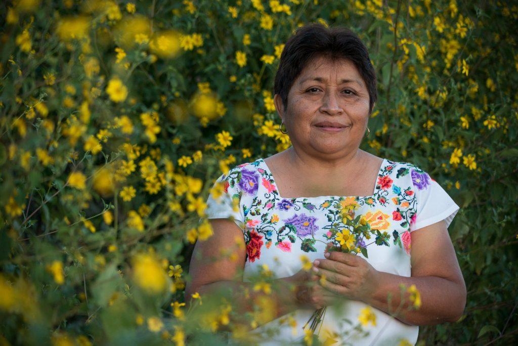 """Leydy Pech, mujer activista maya es reconocida con el """"Nobel"""" medioambiental"""