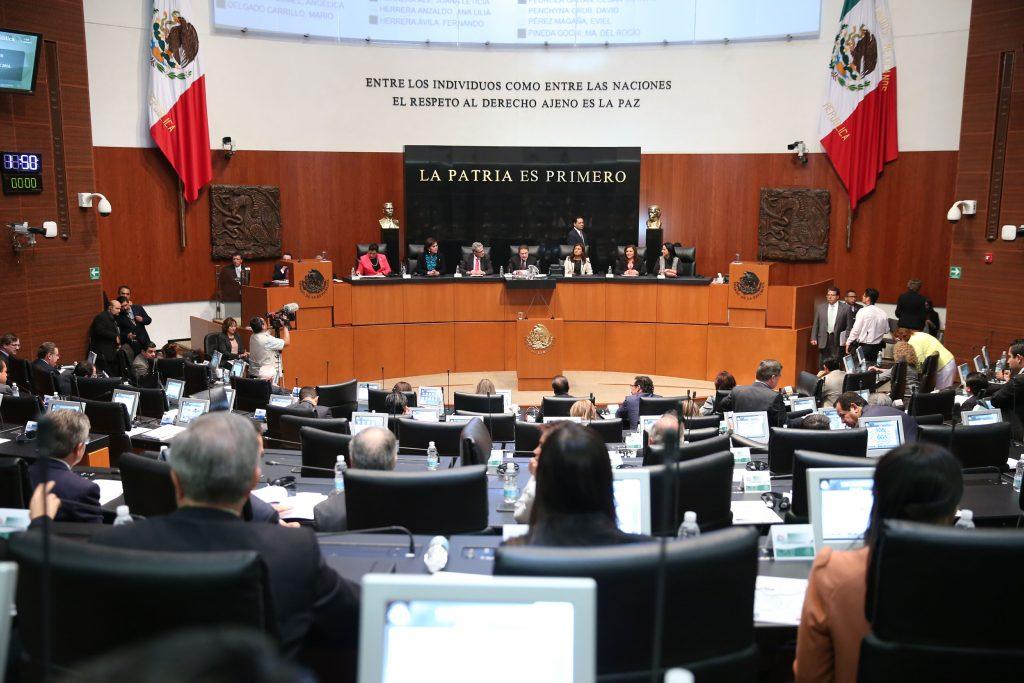 Senado de la República Foto: Internet