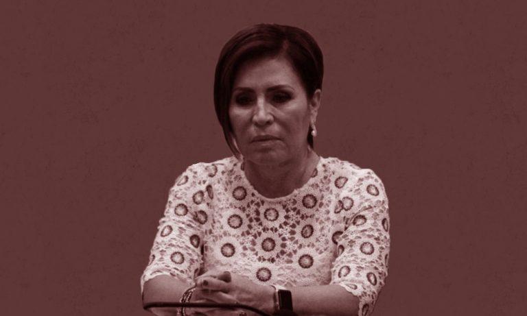 Rosario Robles Foto: Internet