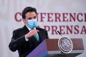 IMSS anuncia operación Chapultepec