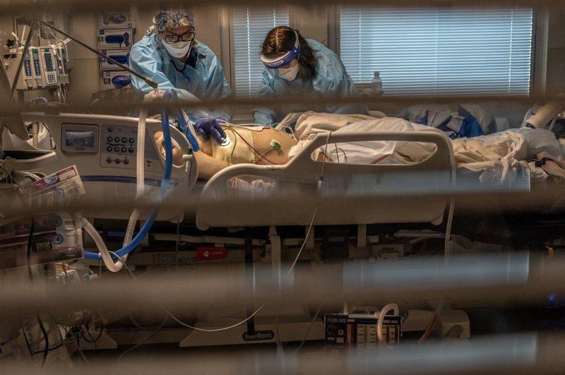 Hospital Foto: AP