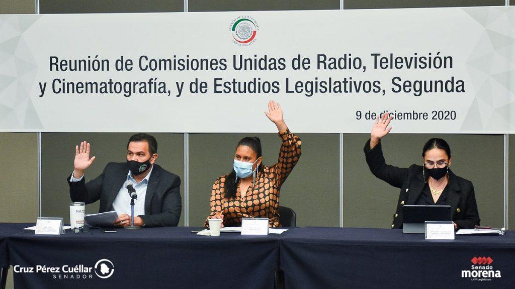 Senado aprueba vía Fast Track Ley Federal de Telecomunicaciones y Radiodifusión