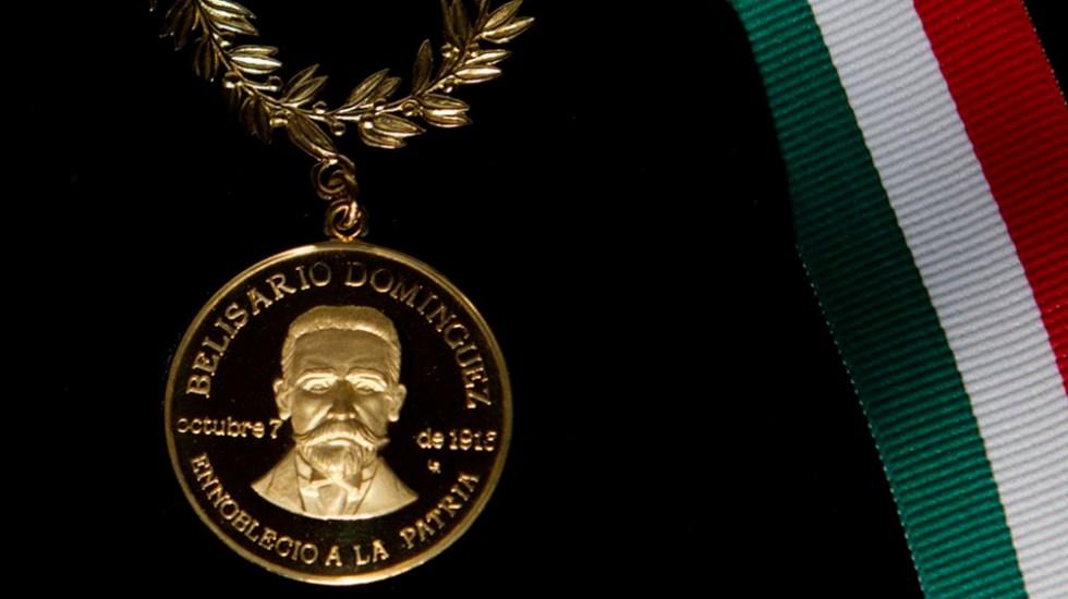 Justo y positivo la Medalla Belisario Domínguez para el ejército blanco que combate el Covid: Eduardo Ramírez