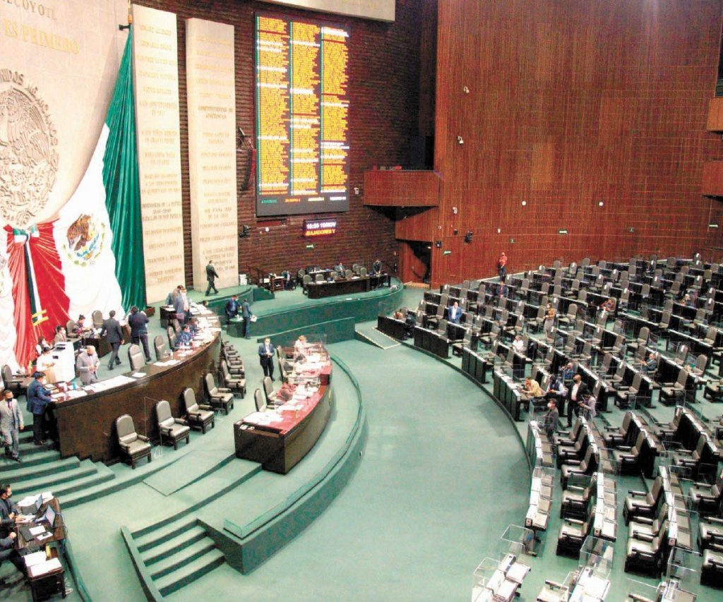 368 diputados, hasta el momento, buscarán la reelección consecutiva