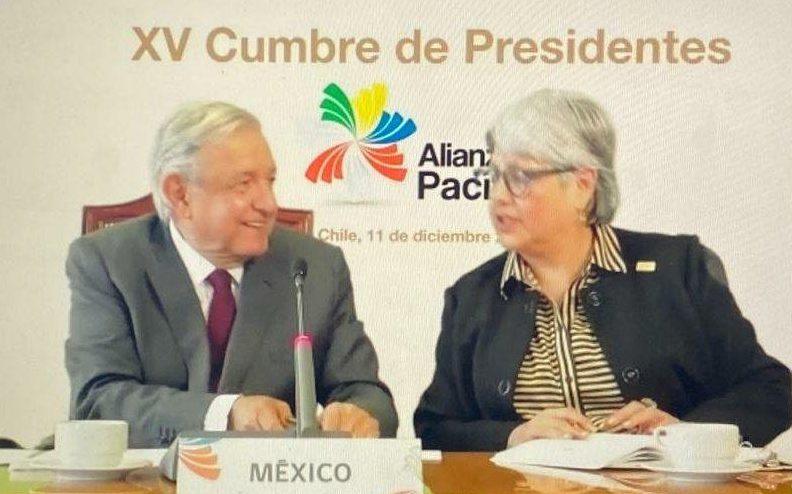AMLO participa en Alianza del Pacífico