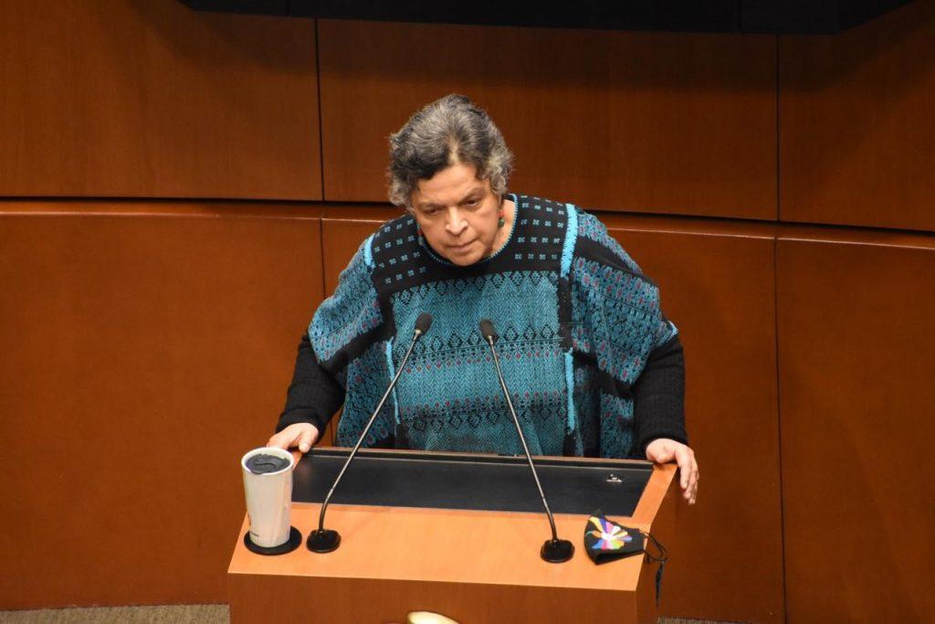 Ante la pandemia dejó en la informalidad a muchos mexicanos: Beatriz Paredes