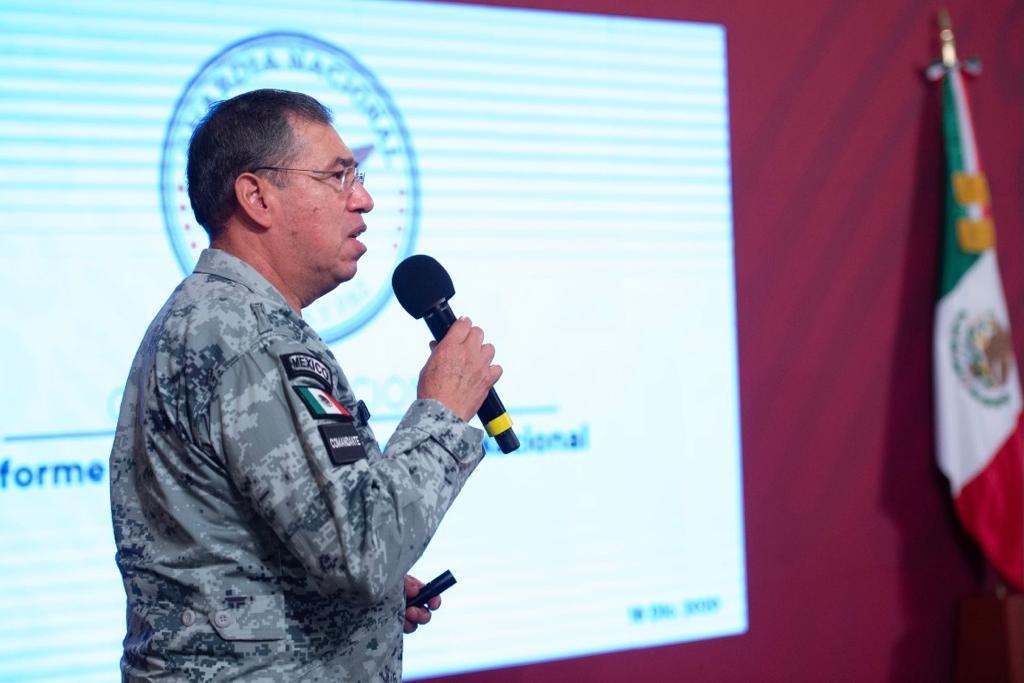 Luis Rodríguez Bucio Foto: Presidencia