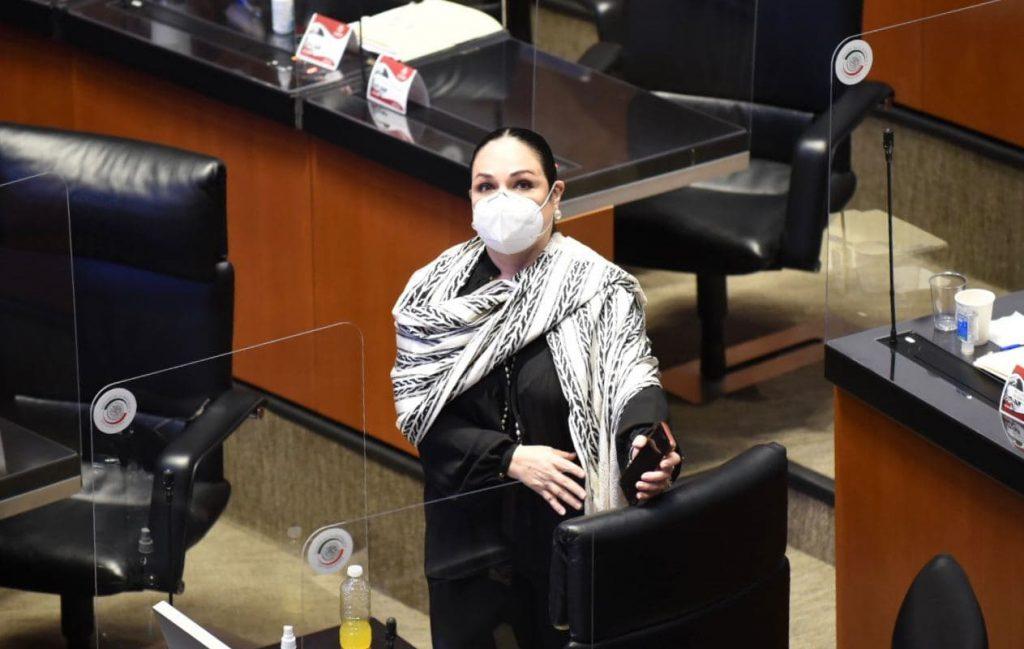 Mónica Fernández Balboa Foto: Internet