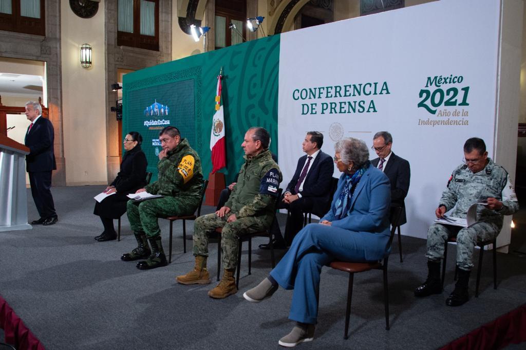 Cooperación con EUA ordenada y sin injerencismo: AMLO