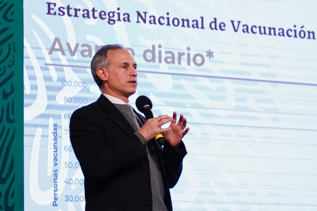 Han tenido reacciones 360 personas vacunadas contra el covid-19, reconoce la Secretaría de Salud