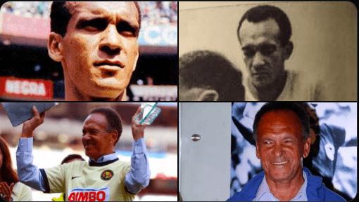 Murió el futbolista José Alves Zague el Lobo Solitario