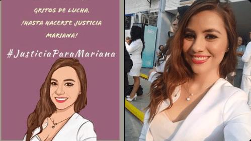 Mariana murió por ahorcamiento pero sin violencia: Fiscalía de Chiapas
