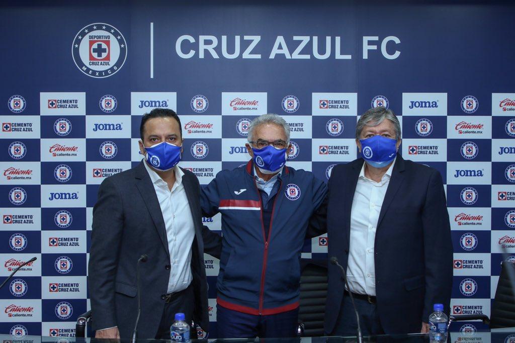 Álvaro Dávila es el nuevo presidente de la máquina del Cruz Azul