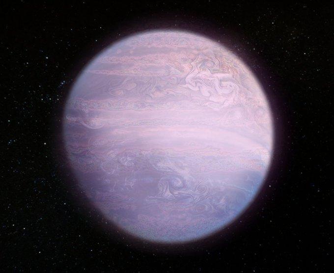 Planetas Foto: Internet