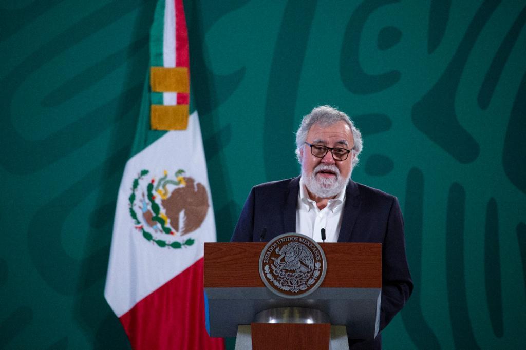 Alejandro Encinas Foto: Presidencia